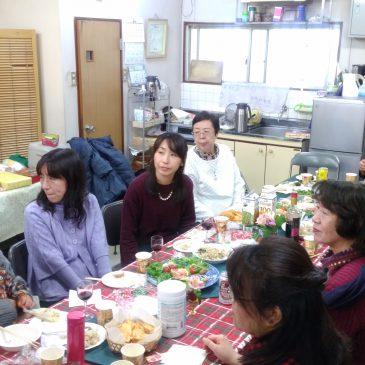 茶話会形式の懇談会